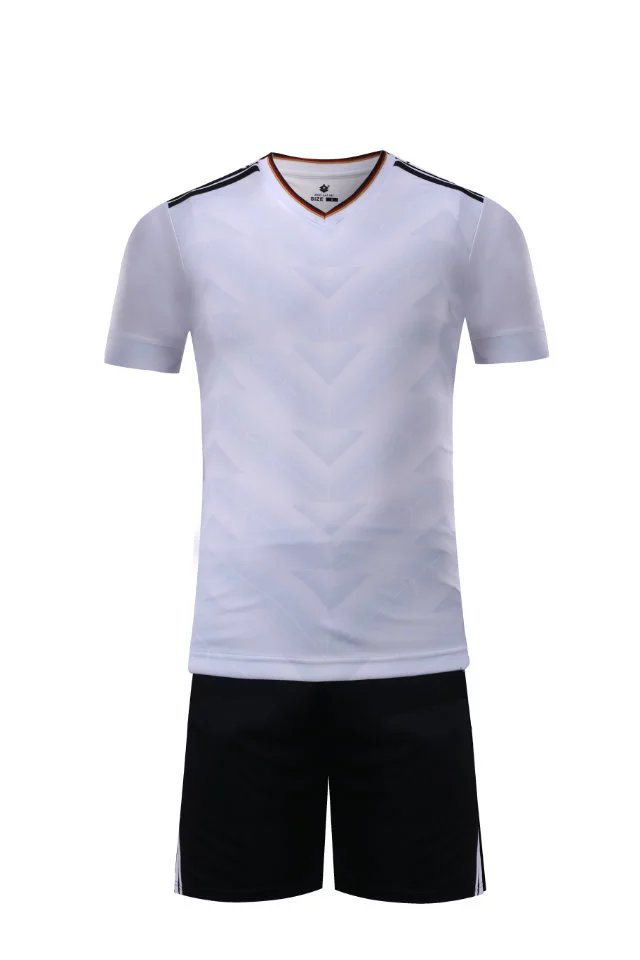 buy popular 82af7 5ee4a US $13.8 |New kids plain soccer sets boys football jerseys youth sports  training running jogging kits customized any logos free shipping-in Soccer  ...