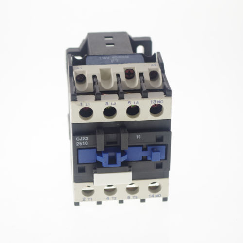 AC Contactor Motor Starter Relay (LC1) CJX2-2510 3P+NO 220/230V Coil 25A 5.5KW free shipping high quality motor starter relay cjx2 6511 contactor ac 220v 380v 65a voltage optional lc1 d