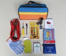 (ACE-306) Flashlight Security bag Car Safety Emergency Tool Kit