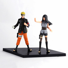 NARUTO Anime Action Toy Big Size Uzumaki Naruto/Hyuga Hinata Figures Toys for Children Adult Kids Birthday Christmas Gift