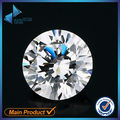 500pcs AAAAA CZ Stone 2.6~6.0mm White Round Cut High Quality Cubic Zirconia Synthetic Gems Stone