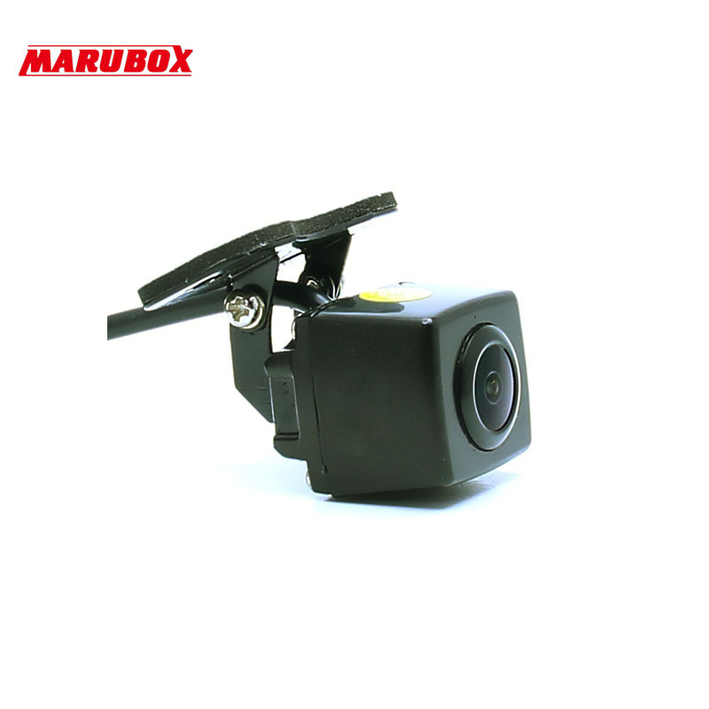 MARUBOX M184 rear view camera universal Car Universal Camera with adjustable angle universal adjustable dc adapters