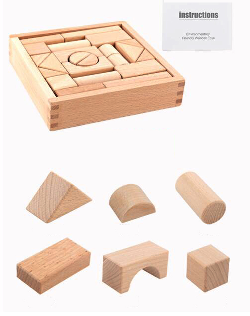 22pc beech wood natural color-7