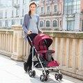 New Baby stroller Four Wheel Boarding Folding Children Stroller Baby Stroller Car Kid Carriage Buggy Pram 0-3 years