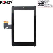 RLGVQDX New For Asus ME372CL Original Black/White Touch Screen Digitizer Sensor Glass Panel Tablet PC Replacement Parts original new 10 1 touch for dns airtab m100qg tablet touch screen digitizer touch panel sensor glass replacement free shipping