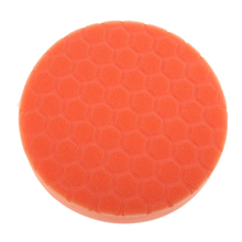 30 Pieces 6 inch Polishing Buffing Pad  Designed Orbital Polishers Cleaner Pads for Car Waxing Defect Removal