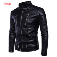 Motorcycle Wear Men Racing Motorcycle Jacket Winter Motorbike clothing Protector waterproof Moto Racing PU Leather Motor Jacket