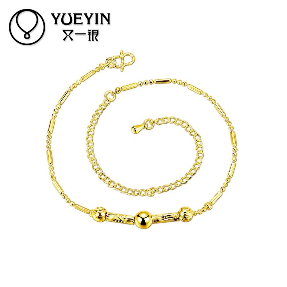 Hot Sell 2016 Ankle Bracelet Fashion Gold Foot Jewelry Free Shipping Anklets For Women