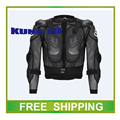S M L XL XXL  xxxxl xxxl Motorbike racing gear jacket coat motorcycle body armor motocross fox back protector free shipping