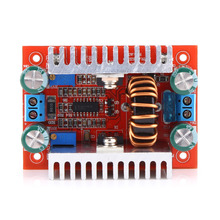 цена на 400W DC-DC Step-up Boost Converter Constant Current Power Supply Module LED Driver Step Up Voltage  Module