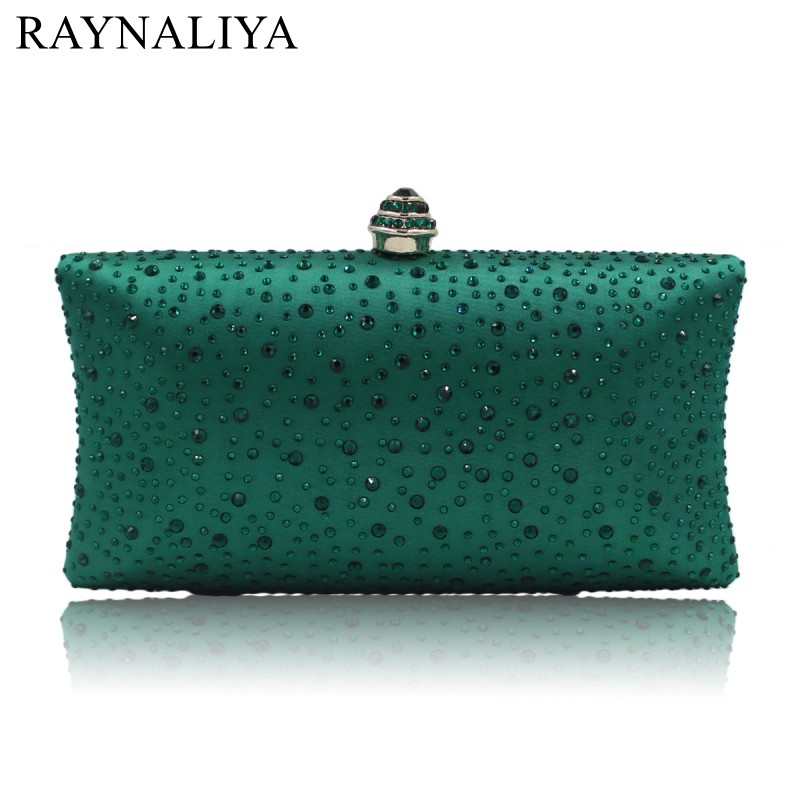 2017 Rushed New Evening Bag Clutch Crystal Diamond Cheap Clutches Women Chain Handbags Party Purse Shoulder Bags Smyzh-e0004 women custom name crystal big diamond clutch full crystal hot selling 2017 new fashion evening bags 1001bg
