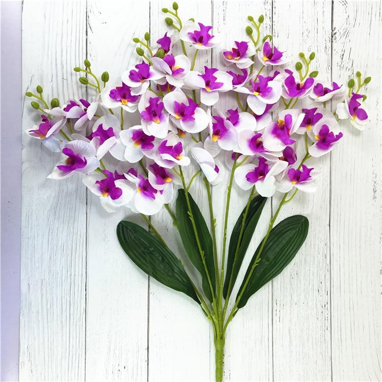 Ref AP4 23cm by 7.5cm BEAUTIFUL WHITE FLOWERS APPLIQUE LACE TRIM
