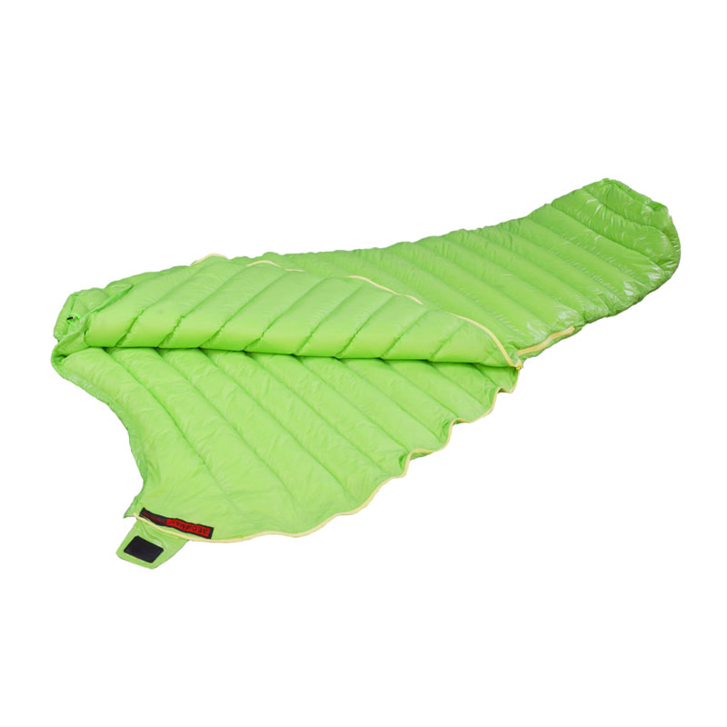 AEGISMAX mini white goose down sleeping bag outdoor camping ultralight lengthened mummy sewn green sleeping bag 185*78cm , EB50 2017 aegismax m3 lengthened mummy