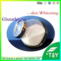Professional Manufacturer Supply Glutathione Powder Bulk (Anti Oxidant/Skin Whitening/Anti Aging) 100g/lot
