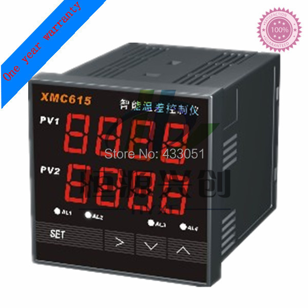 Intelligent subtraction control instruments Input signal: Thermocouple, Thermal resistance, a variety of standard signal