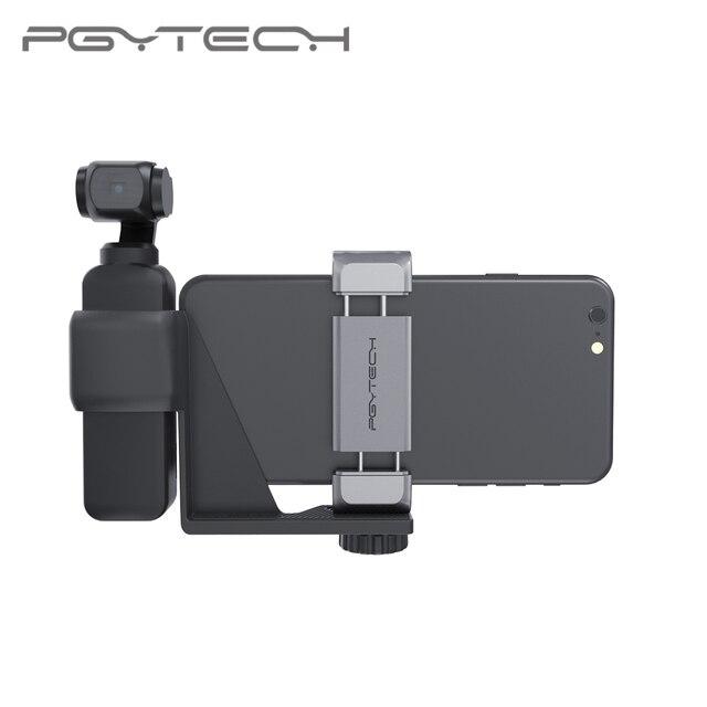 In Storck PGYTECH Per DJI OSMO Tasca 2 Supporto Del Telefono Staffa di Serie