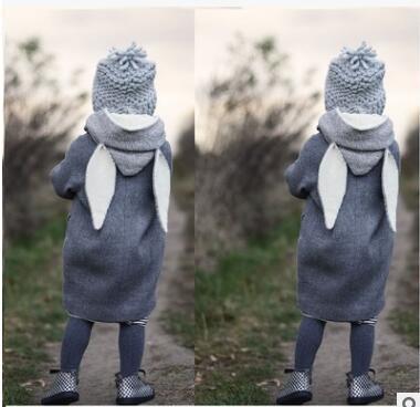 Милый младенческой весенняя куртка для Обувь для мальчиков 2018 Новый длинным рукавом мультфильм ветровка с капюшоном детские пальто хлопко...