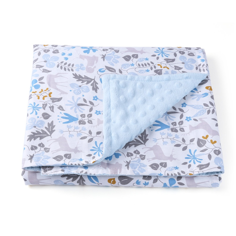 Baby Blanket Wrap Rabbit Crochet Newborn Kids Personalized