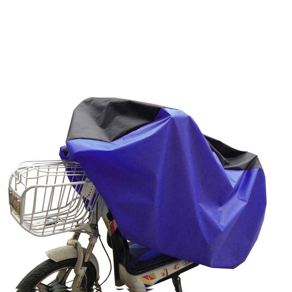 Motorcycle Bike Polyester Waterproof UV Protective Scooter Case Cover S