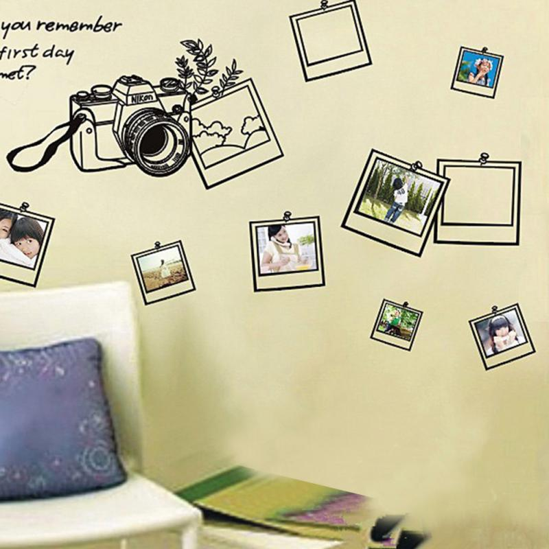 Buy camera wall sticker and get free shipping on AliExpress.com
