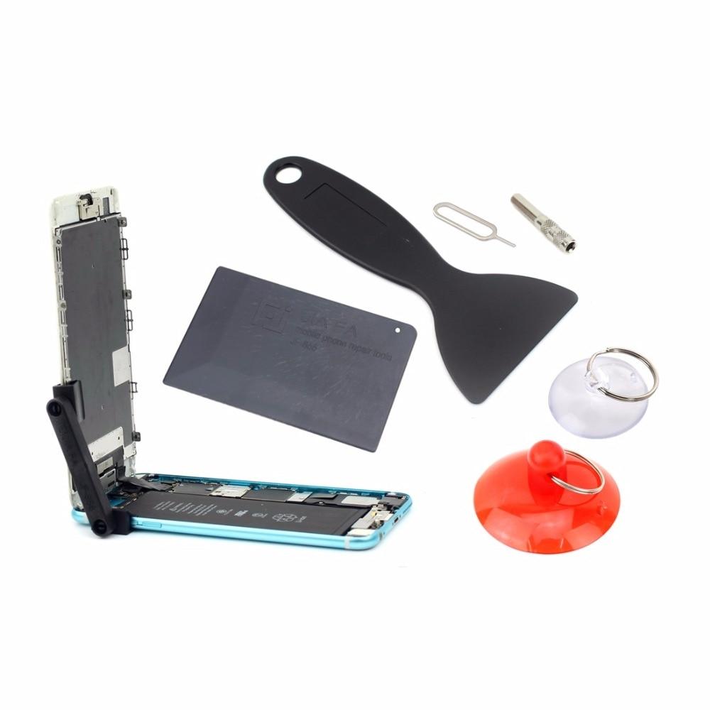 JF-8175 28 in 1 Electronics Repair Tool Kit with Portable Bag for Repair Cell Phone iPhone MacBook and More Repairs Kits Repairs Tools
