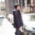 Zipper Masculino Casaco Com Bolsos 2016 Marca Casacos de Algodão Longo Inverno quente Grossa Jaqueta Homens dos homens Sólidos Capuz Parka NJ6811