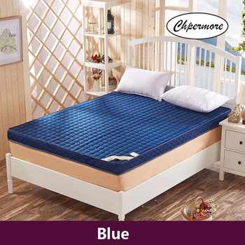 Chpermore high quality Thicken Memory Foam Mattress Keep warm Tatami Foldable Slow rebound Mattresses Bedspreads King Queen Size - DISCOUNT ITEM  35% OFF All Category
