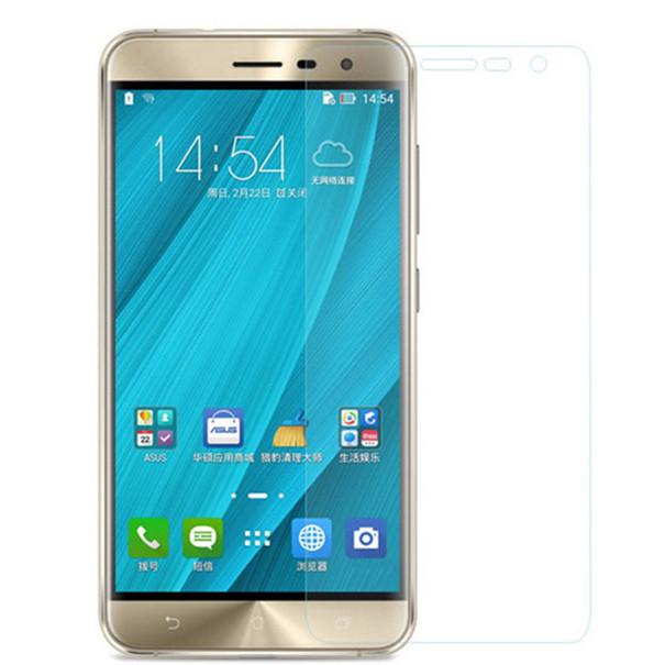 For Asus Zenfone 3 ZE552KL Tempered Glass Screen Protector 2.5D 9h Safety Protective Film Case For Zenfone 3 ZE552KL 5.5