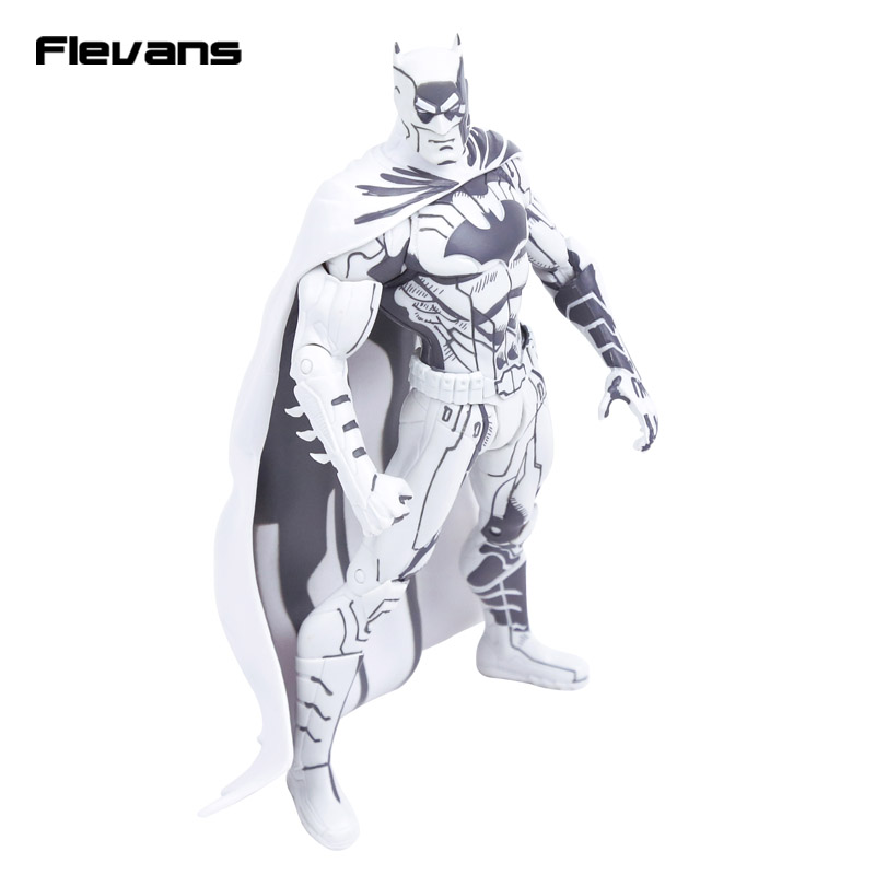 DC COMICS Batman Blueline Edition PVC Action Figure Collectible Model Toy 16.5cm neca dc comics batman superman the joker pvc action figure collectible toy 7 18cm