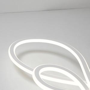 Image 5 - Neo Gleam Đôi Phát Sáng Đèn LED Hiện Đại Đèn Led Trần Cho Phòng Khách Phòng Ngủ Lamparas De Techo Mờ Đèn Ốp Trần Đèn Gắn Xe Đạp