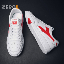 ZeroC 2019 Man Skateboarding Shoes Leather Men White Stan Breathable Shoe Sneakers Sport Low-top Trainers цена 2017