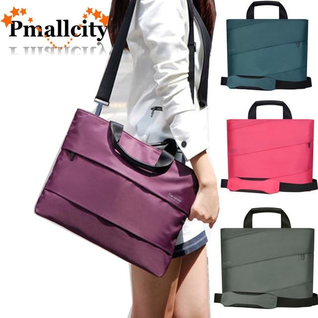 2018 Fashion Laptop Bag 14 15 inch Computer Sleeve Shoulder Messenger Bag  for Macbook Air Pro 15 Retina Case Crossbody Bag Women 88f071c731d77