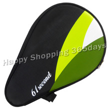 Купить с кэшбэком 61second Bat Cover 8021#  for Table Tennis Ping Pong Racket