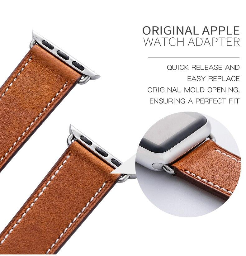 pulseira para apple assistir banda 38mm 42mm