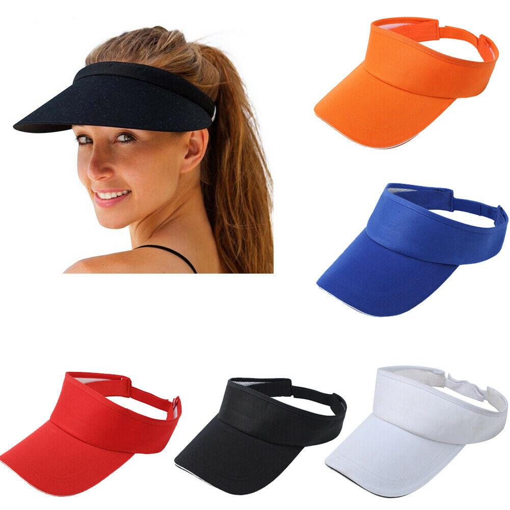 New Unisex Women Men Fashion Casual  Visor Sun Hat Summer Cotton Sport  Sun Cap New