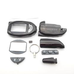 Livraison gratuite zx-1050 case-clé pour Shérif ZX1050 LCD télécommande démarreur/FM émetteur