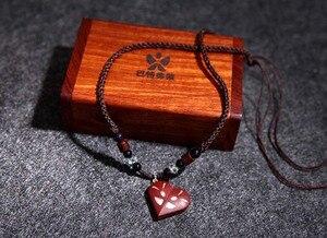Image 5 - Romântico aniversário dia dos namorados feminino presente ilusionista medalhão borboleta coração pingente 990 sliver colares pode imprimir fotos