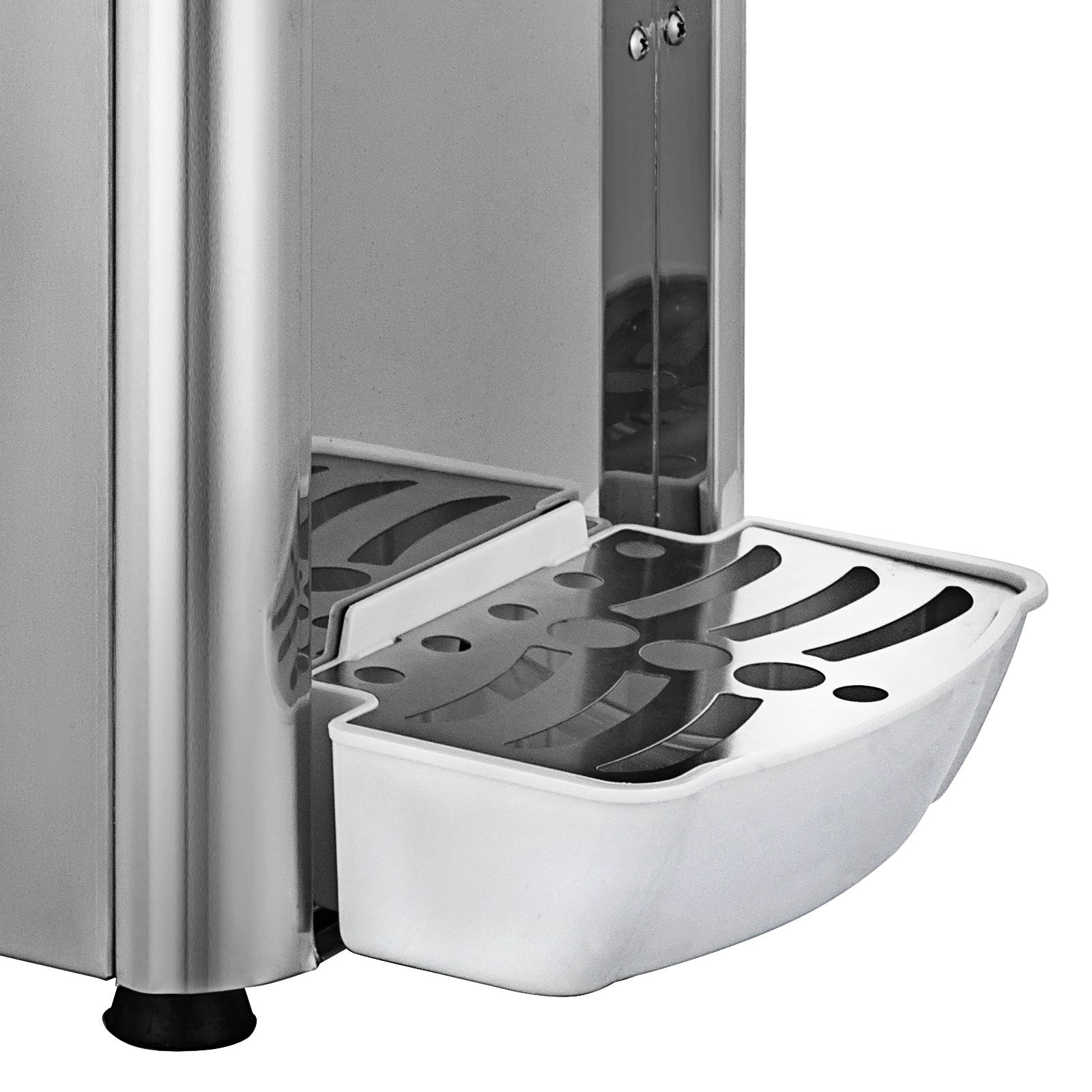 Easier Cleaning Stainless Steel Commercial 18L 4.75Gal Hot Cold Drink Juice Dispenser Beverage Milk Juicer