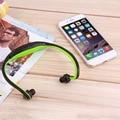2 GB Esportes Sem Fio Profissional Corrida Jogando Outdroor Headphone MP3 Music Player Fone de Ouvido Fone De Ouvido Fone de Ouvido Slot Para Cartão TF