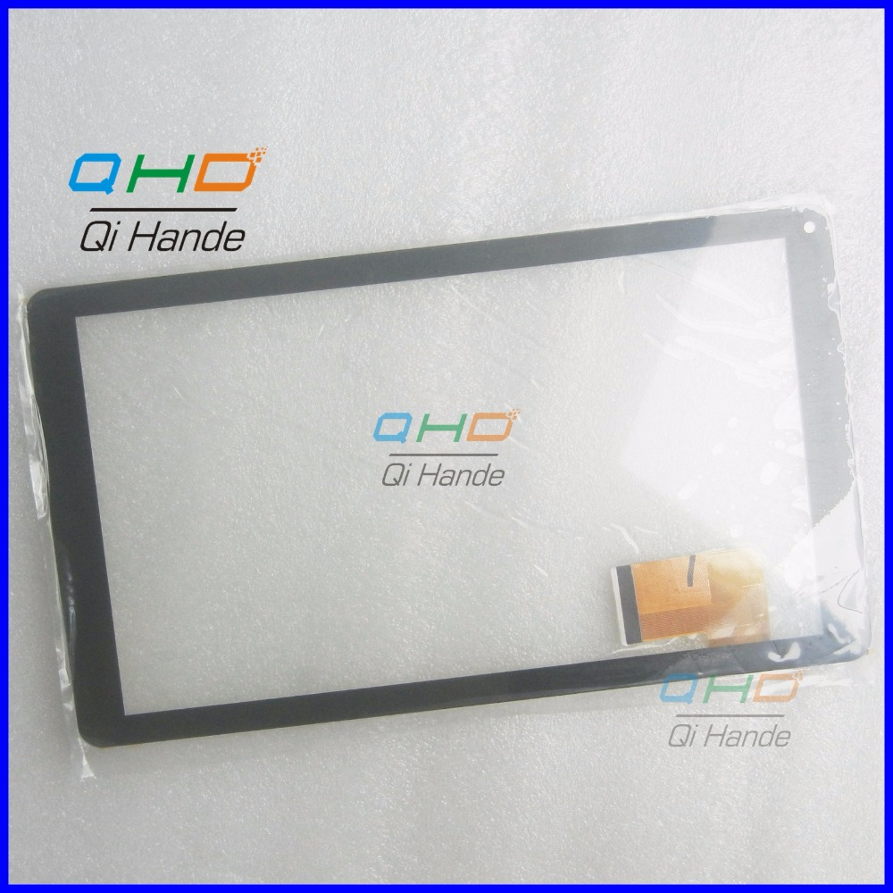 Free Shipping 1pcs Capacitive touch panel Digitizer Sensor Replacement For 10.1'' Denver TAQ-10172 mk2 Tablet PC Touch Screen