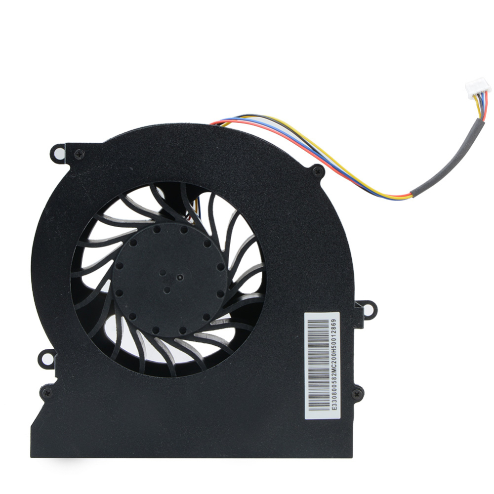 New genuine processor fan for MSI 16L1 16L2 GT62 GT62VR 6RD 6RE 7RE CPU cooling fan <font><b>cooler</b></font> PABD19735BM N322 DC <font><b>12</b></font> <font><b>V</b></font> 0.65A 4PIN image