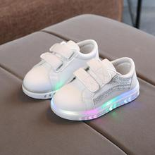 Kids Shoes With Lights 2019 New Spring Autumn Toddler Boys G