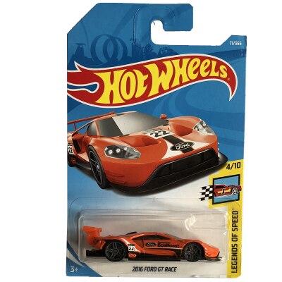 New Arrival  D Hot Wheels  Ford Gt Race Car Models
