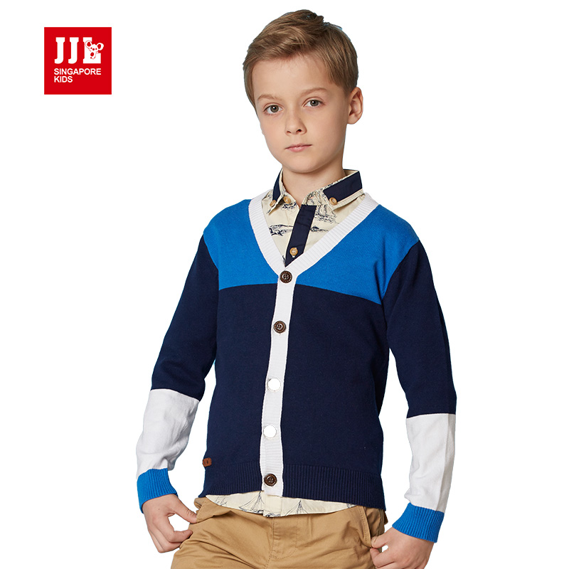 english style 100% cotton boys sweater spring and autumn cardigan sweater coat single breasted sweater 2016 new size 6-15y inc new beige cream latte women s size medium m ombre cardigan sweater $89 095