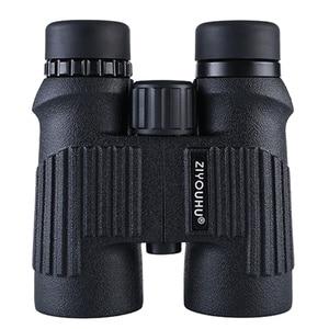 Image 2 - New Arrival Hunting Binoculars Professional Waterproof HD 8x42 10x42 Binocular Telescope Powerful Bak4 LLL Night Vision ZIYOUHU