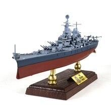 FOV 1/700 масштаб военная модель игрушки USS Missouri BB-63 линкор литой металлический военный корабль модель игрушки для коллекции, подарок, украшения