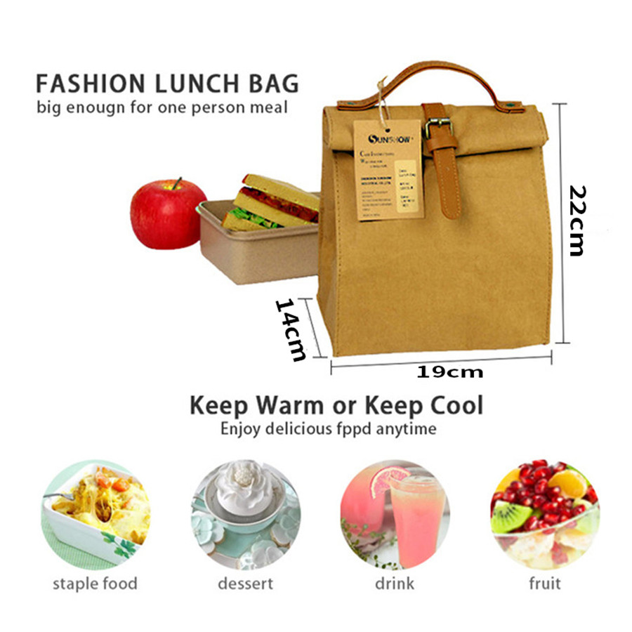 Kraftpaper-Lunch-Bag-for-Work-Waterproof-Lunchbox-Picnic-Tote-Bags-Food-Cooler-Bag-Insulation-Portable-Package