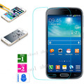 Free Shipping 9H Premium Tempered Glass Screen Film Protector For Samsung Galaxy Mega 5.8 i9150 i9152 + Cleaning Kit