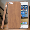 KISSCASE Retro Bamboo Wood Pattern PU Leather Case For iPhone 5s 5 SE Soft Cover Coque For iPhone 5 5s SE Ultra Thin Case Fundas