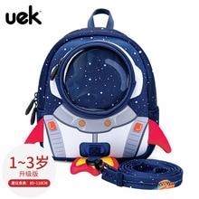 UEK Brand Anti-lost Mini School Bags Kindergarten Baby Boys Backpack Children Schoolbag For Christmas Gift Bags Mochila Infant